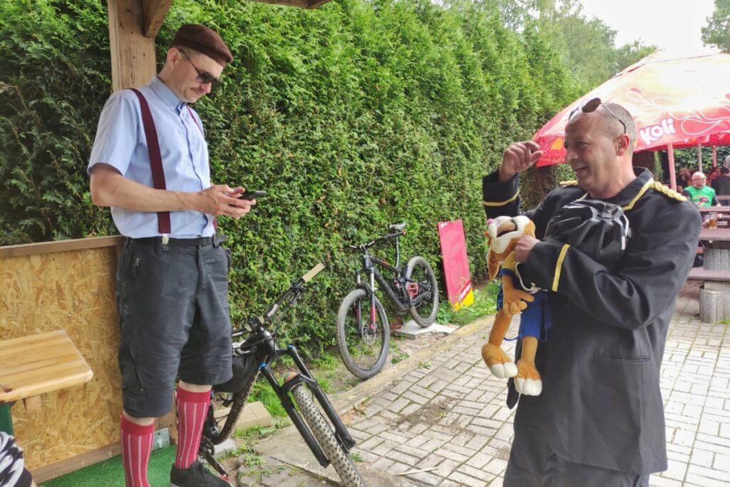 Hurá do Pinerola! V západočeském Chebu si cyklisté opět připomněli Maléry pana účetního